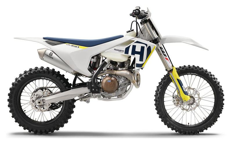 2019 Husqvarna FX 450 in Billings, Montana - Photo 1