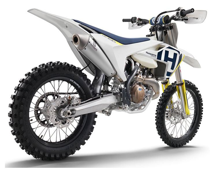 2019 Husqvarna FX 450 in Thomaston, Connecticut - Photo 2