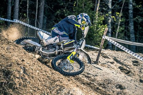 2019 Husqvarna FX 450 in Appleton, Wisconsin