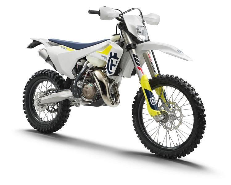 2019 Husqvarna TE 150 in Orange, California - Photo 2