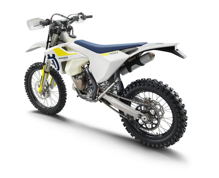 2019 Husqvarna TE 150 in Eureka, California