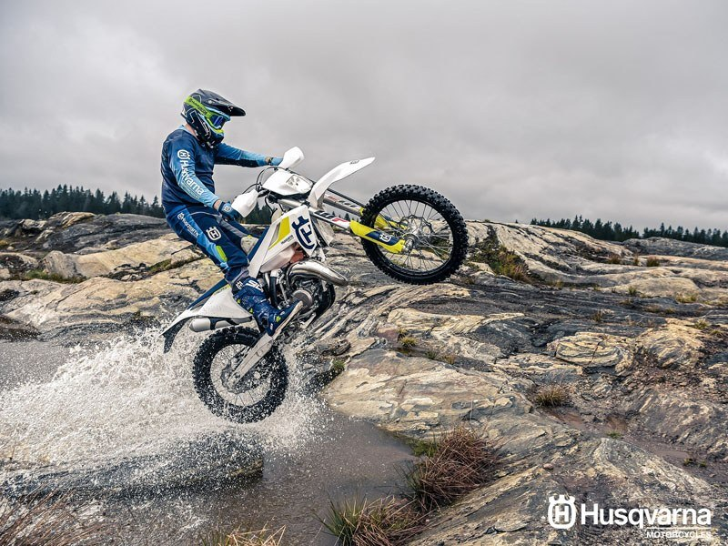 2019 Husqvarna TE 150 in Carson City, Nevada - Photo 7