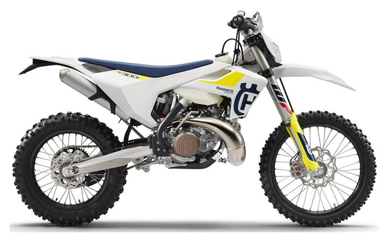 2019 Husqvarna TE 300i in Castaic, California - Photo 1