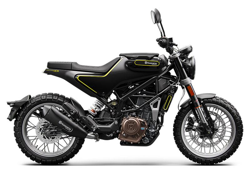 2019 Husqvarna Svartpilen 401 for sale 2208