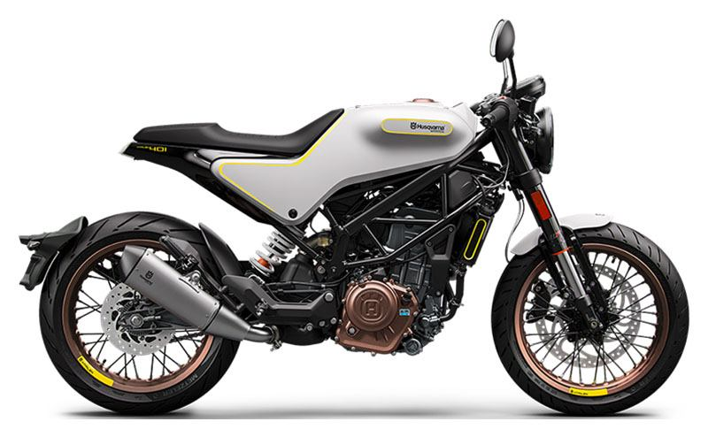 2019 Husqvarna Vitpilen 401 in Troy, New York - Photo 1