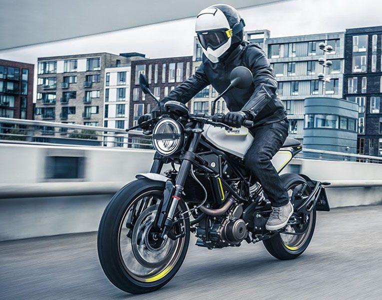 2019 Husqvarna Vitpilen 401 in Costa Mesa, California - Photo 11