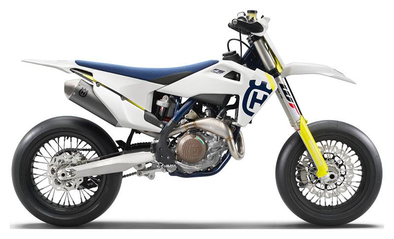 2019 Husqvarna FS 450 in Castaic, California - Photo 1