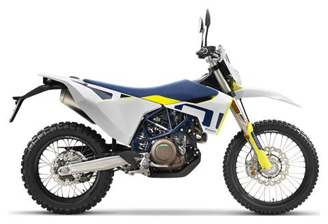 2020 Husqvarna 701 Enduro in Castaic, California