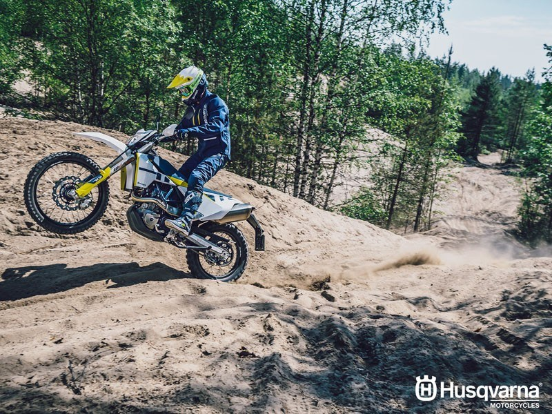 2020 Husqvarna 701 Enduro in Ukiah, California - Photo 2
