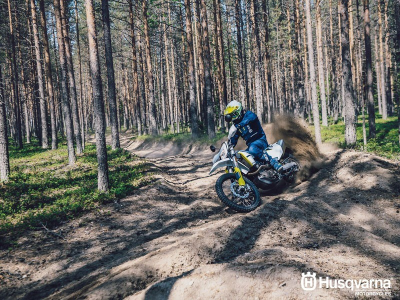 2020 Husqvarna 701 Enduro in Berkeley, California - Photo 3