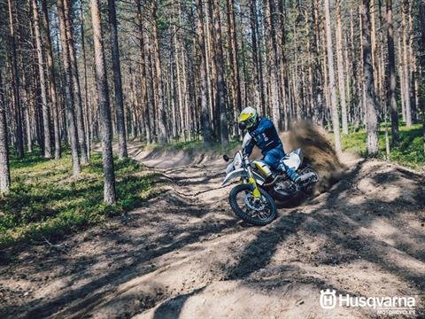 2020 Husqvarna 701 Enduro in Troy, New York - Photo 3
