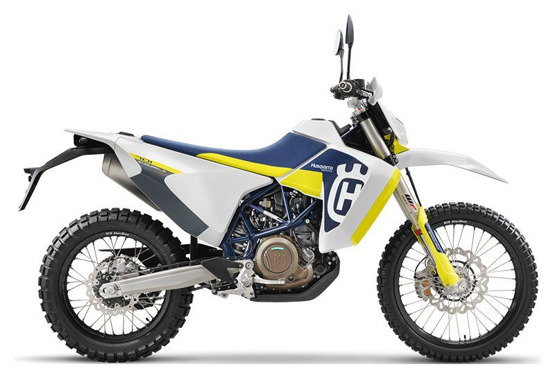 2020 Husqvarna 701 Enduro LR in Fayetteville, Georgia - Photo 1