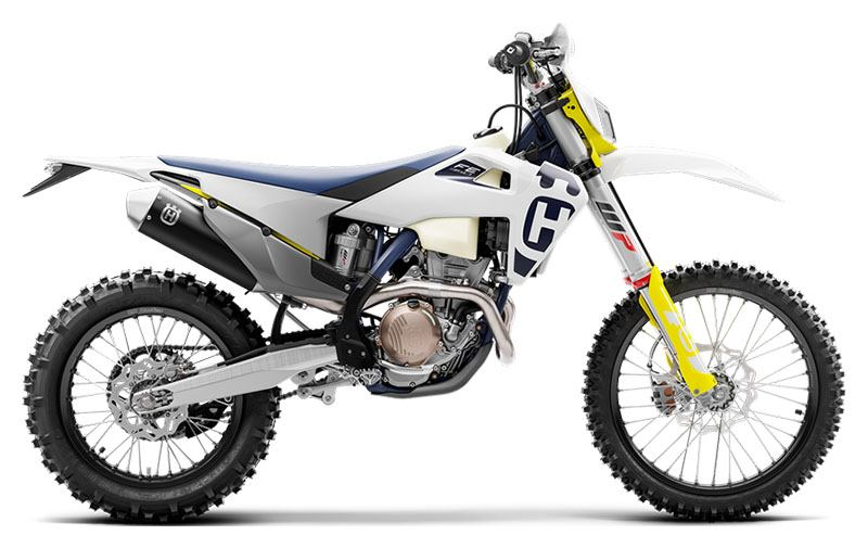 2020 Husqvarna FE 350 in Ukiah, California - Photo 1