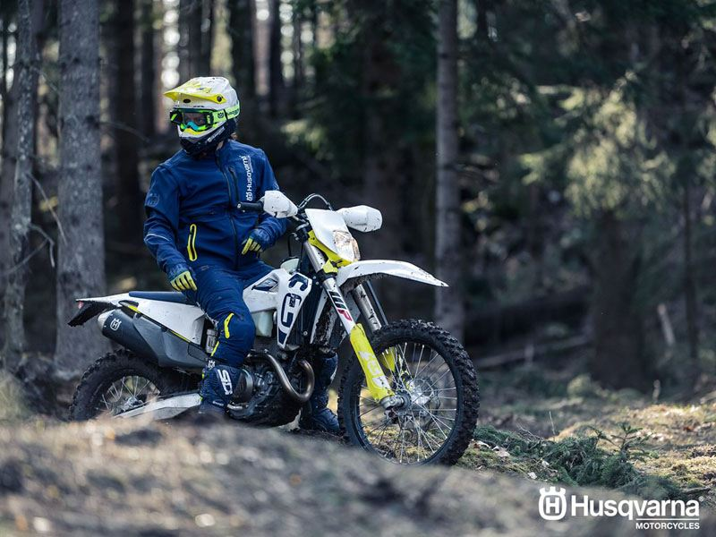 2020 Husqvarna FE 350 in Orange, California - Photo 3