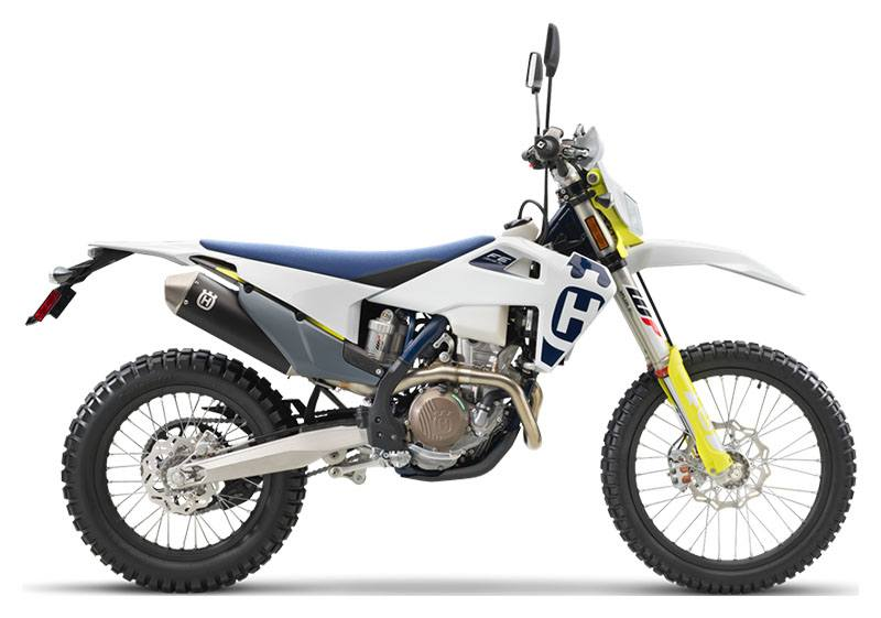 2020 Husqvarna FE 350s in Troy, New York