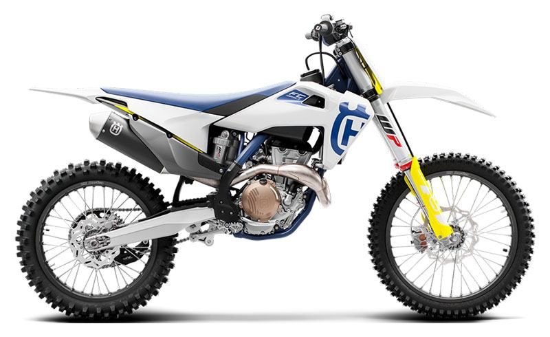 2020 Husqvarna FC 350 in Woodinville, Washington