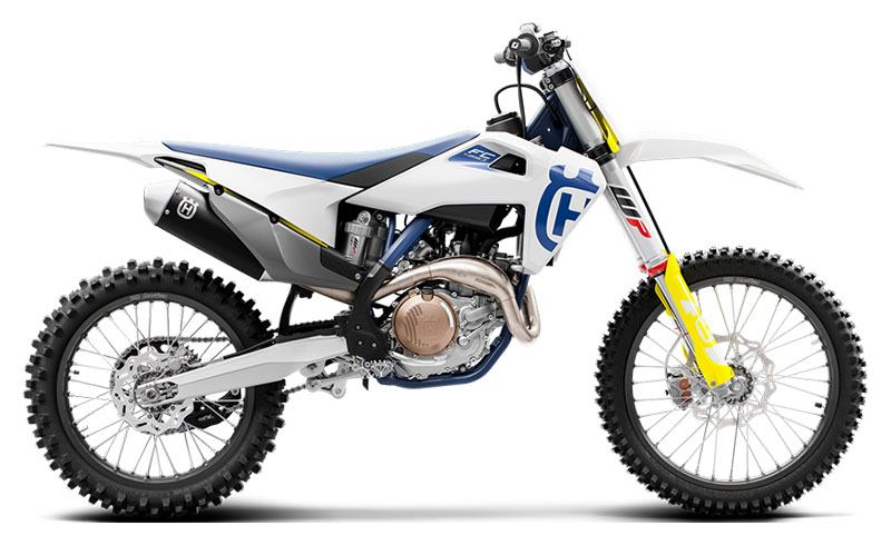 2020 Husqvarna FC 450 in Slovan, Pennsylvania - Photo 8