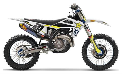 2020 Husqvarna FC 450 Rockstar Edition in Battle Creek, Michigan