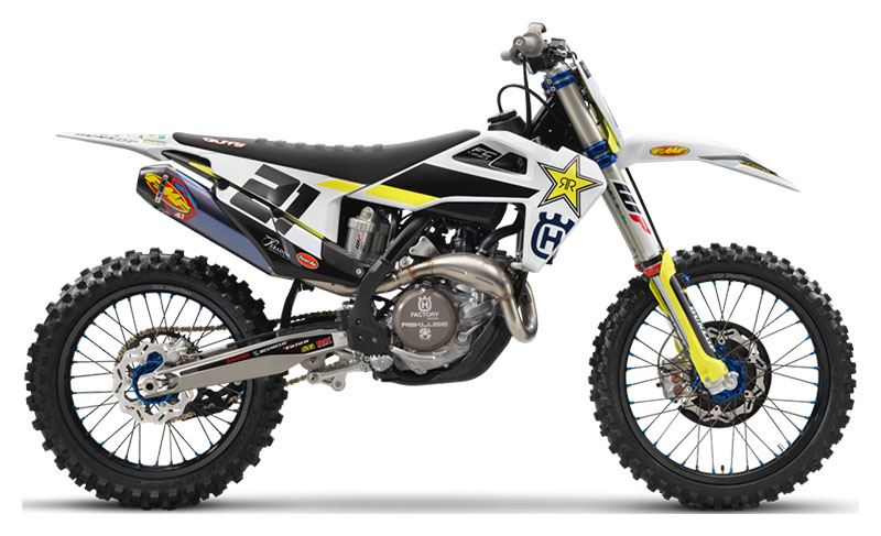 2020 Husqvarna FC 450 Rockstar Edition in Slovan, Pennsylvania - Photo 12