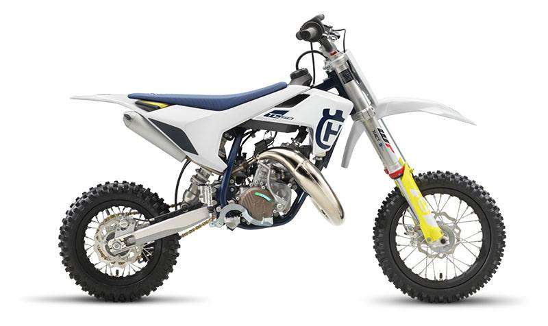 2020 Husqvarna TC 50 in Bellingham, Washington