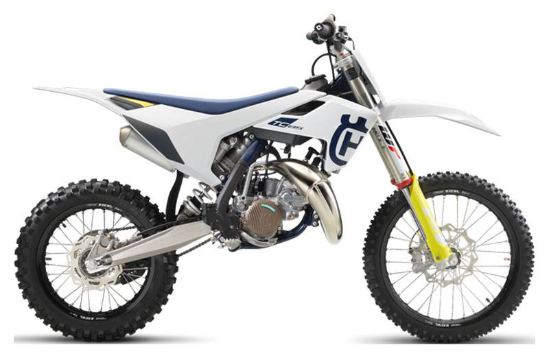 2020 Husqvarna TC 85 19/16 in Hendersonville, North Carolina