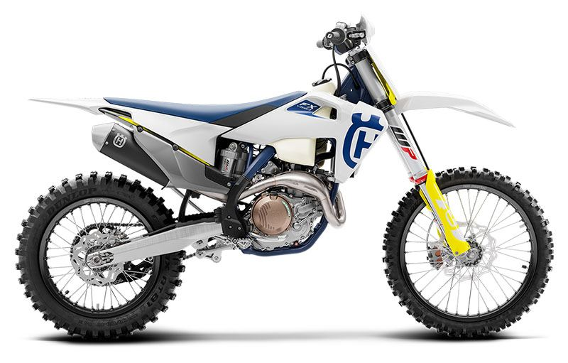 2020 Husqvarna FX 450 in Woodinville, Washington