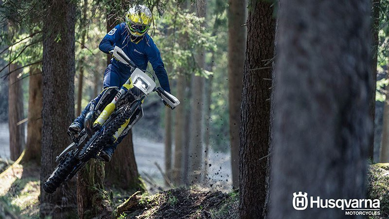 2020 Husqvarna TE 250i in Chico, California - Photo 2