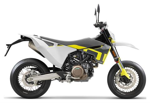 2020 Husqvarna 701 Supermoto in Chico, California