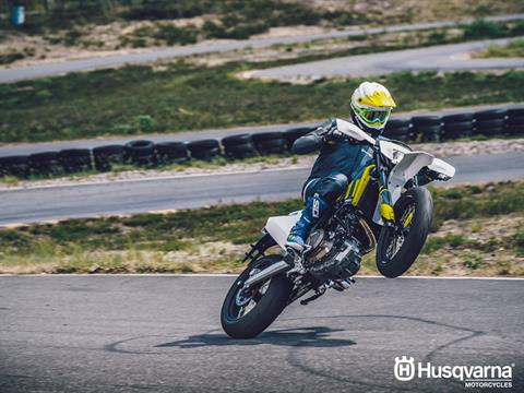 2020 Husqvarna 701 Supermoto in Ukiah, California - Photo 2