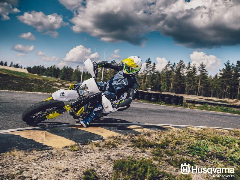 2020 Husqvarna 701 Supermoto in Hialeah, Florida - Photo 3