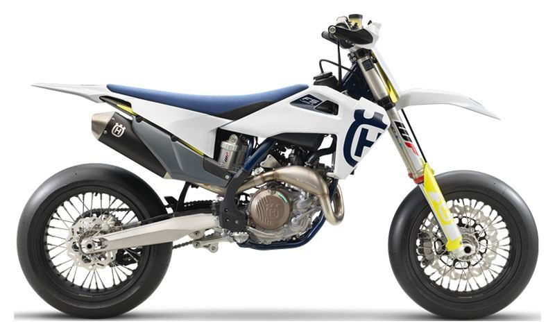 2020 Husqvarna FS 450 in Troy, New York - Photo 7