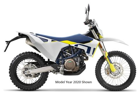 2021 Husqvarna 701 Enduro in Tampa, Florida