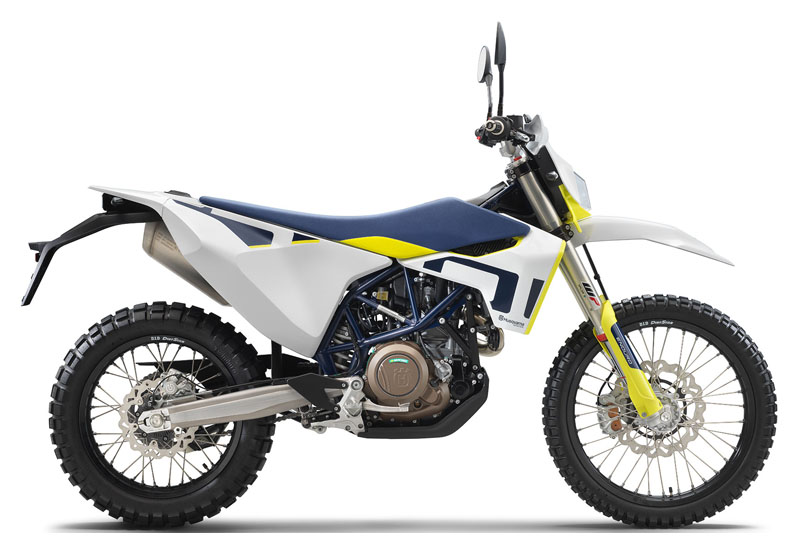 2021 Husqvarna 701 Enduro in Battle Creek, Michigan - Photo 1