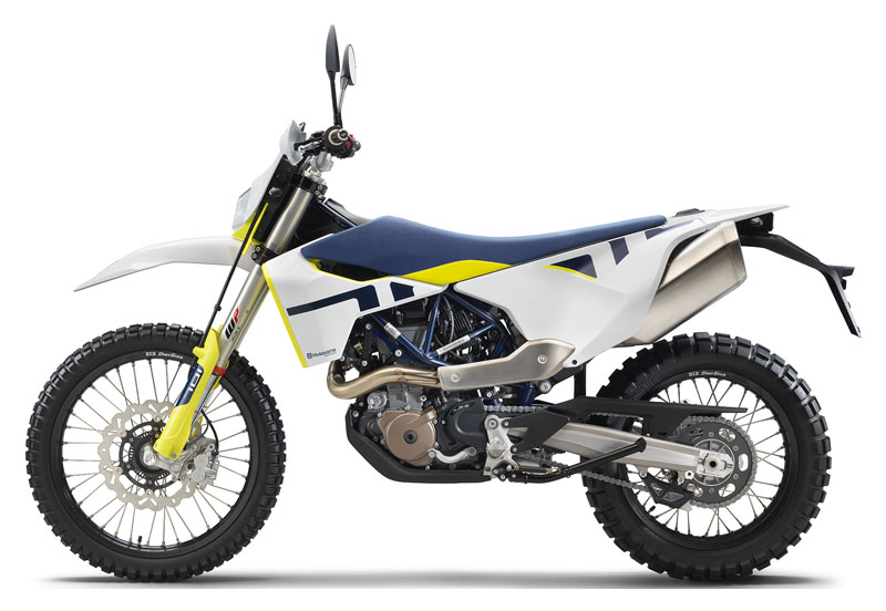 2021 Husqvarna 701 Enduro in Orange, California - Photo 2