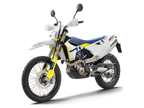 2021 Husqvarna 701 Enduro in Orange, California - Photo 3