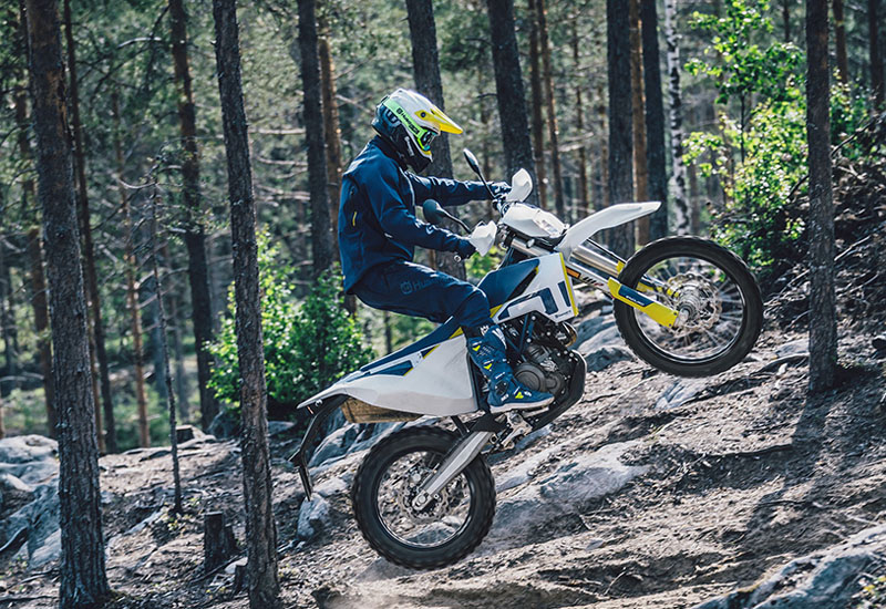 2021 Husqvarna 701 Enduro in Orange, California - Photo 4