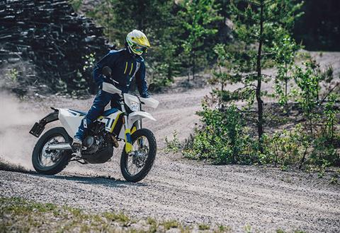2021 Husqvarna 701 Enduro in Orange, California - Photo 5