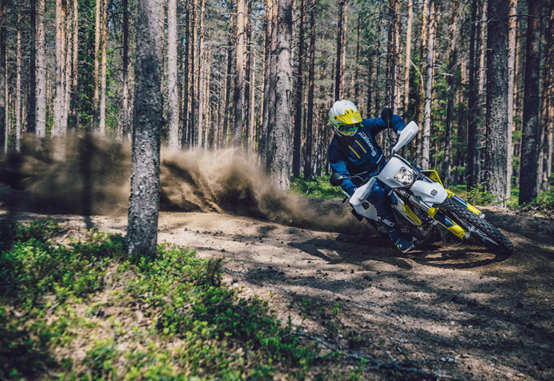 2021 Husqvarna 701 Enduro in Orange, California - Photo 6