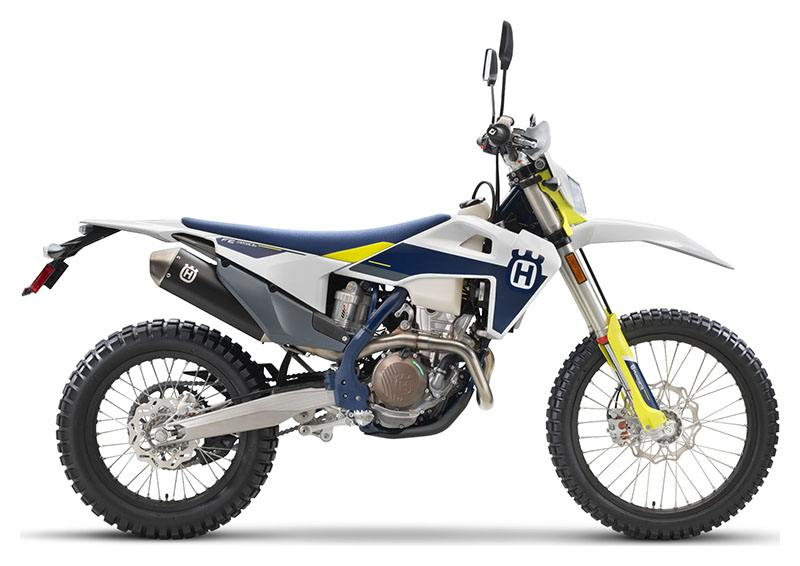 2021 Husqvarna FE 350s in Berkeley, California - Photo 1
