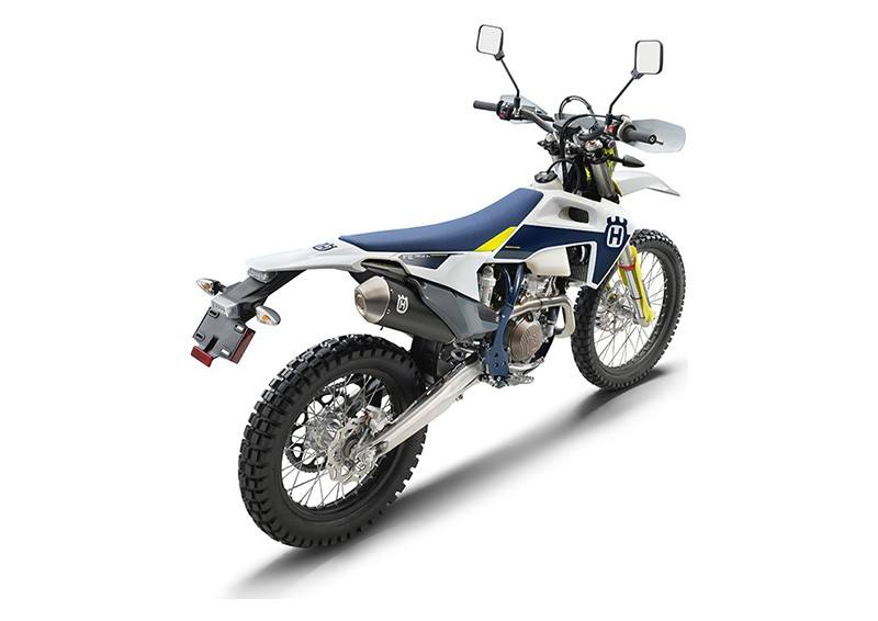 2021 Husqvarna FE 350s in Billings, Montana - Photo 2