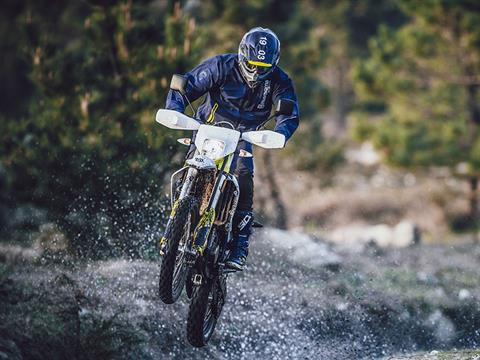 2021 Husqvarna FE 350s in Berkeley, California - Photo 3