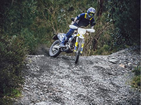 2021 Husqvarna FE 350s in Berkeley, California - Photo 4