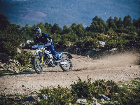 2021 Husqvarna FE 350s in Berkeley, California - Photo 5
