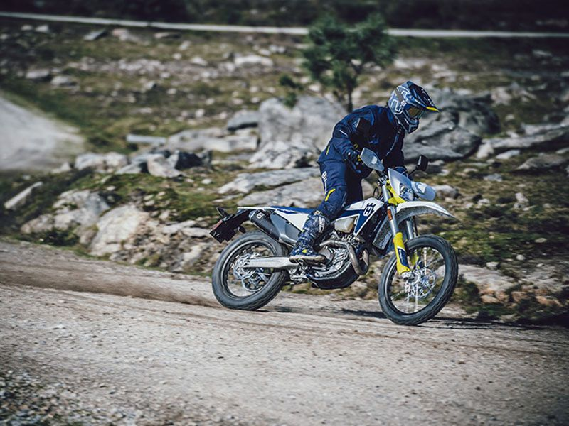 2021 Husqvarna FE 350s in Tampa, Florida - Photo 6