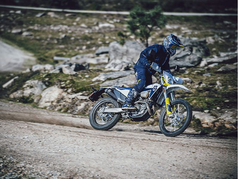 2021 Husqvarna FE 501s in Castaic, California - Photo 4