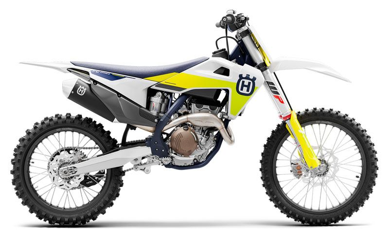 2021 Husqvarna FC 250 in Sacramento, California