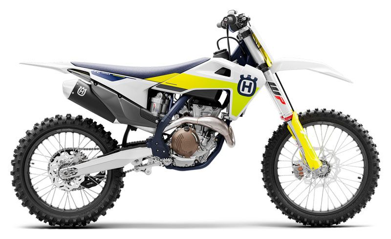2021 Husqvarna FC 350 in Athens, Ohio