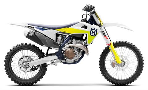 2021 Husqvarna FC 350 in Warrenton, Oregon