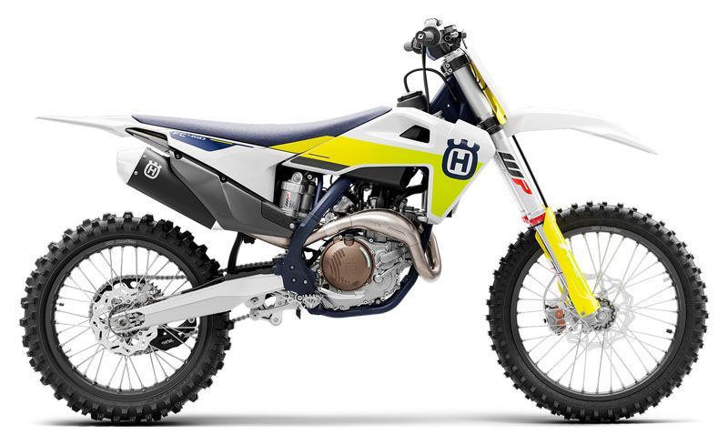 2021 Husqvarna FC 450 in Chico, California