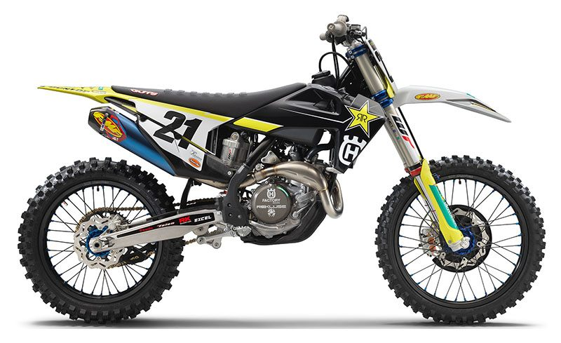2021 Husqvarna FC 450 Rockstar Edition in Costa Mesa, California - Photo 1